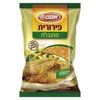 Osem Israeli Breadcrumbs Seasoned Perurit Kosher Badatz Parve 200 gr
