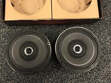 Arc Audio Moto602-HD Horn Loaded Compression  Motorcycle Speakers  NEW IN BOX !!