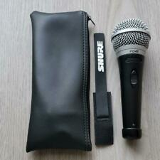Shure PG48 Dynamic Microphone Popular Professional XLR Sturdy Vocal Mic + Cable