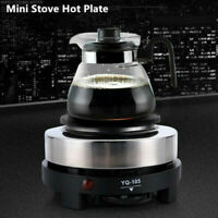 500W 220V Mini Electric Stove Burner Hot Plate Kitchen Cooker Coffee Tea Heater