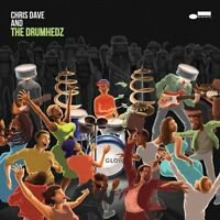CHRIS DAVE AND THE DRUMHEDZ - CHRIS DAVE AND THE DRUMHEDZ   CD NEW!