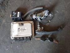 Ford Galaxy WGR 2.8 V6 BJ:03 Motorsteuergerät Zündschloss SET 022906032DG