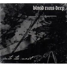 Blood Runs Deep - Into the Void - Digipack - CD - Neu / OVP