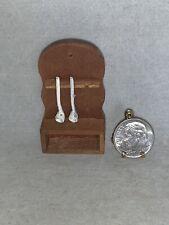 Vintage Miniature Mart BLAUER Spoon or Ladle Holder WALL PIECE