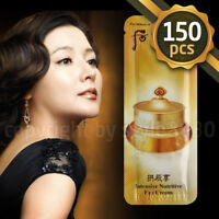 [The history of Whoo] Qi&Jin Eye Cream 1ml x150pcs Intensive Nutritive Eye Cream