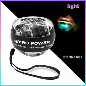 Wrist Trainer Power Ball Self-Starting Super Gyro Muscle Training Arm Trainer
