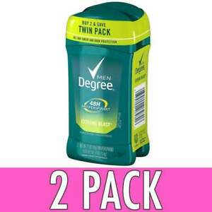Degree Men Dry Protection Anti-Perspirant 5.4 oz - Twin Pack Exo 5/2020