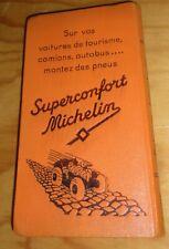 Guide MICHELIN orange rouge BELGIQUE Luxembourg Pays Bas Rhénans 1934-1935
