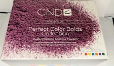 CND  Sculpting Powders Perfect Color Bolds Collection Set of 6 (22g)
