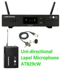 Audio Technica AT One ATW-11F & AT829 - Uni - Wireless Lapel Microphone + CASE