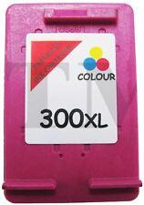 Cartucho de tinta remanufacturado 300 XL Color para HP Officejet