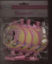 New listing Disney Baby Minnie Mouse Children First Birthday Party Favors Treat Blowouts