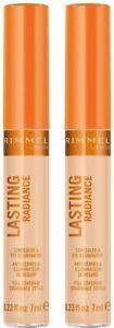 1 x Rimmel Lasting Radiance Makeup Concealer Sand