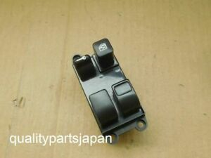 Nissan Skyline R33 Driver Side Power Window Switch Right Side Genuine 12pins