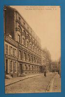 Aisne 02 AK CPA Saint Quentin 1900-15 Rue de la Comedie - Lithographie Thellier