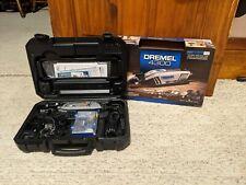 Dremel 4300-5/40 High Performance Rotary Tool Kit  OPEN BOX