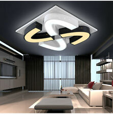 Modern LED Deckenleuchte 3 Modus schaltbar mit FErnbedienung 2038 Sparsam A+ NEU