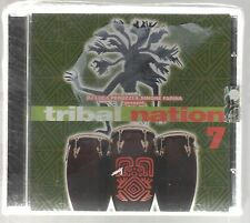 TRIBAL NATION VOL. 7 - CD F.C. SIGILLATO!!!