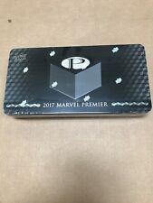 2017 Upper Deck Marvel Premier Hobby Box Factory Sealed