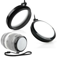 52mm White Balance Lens Cap with Filter Threads mount f Canon Nikon Sony Pentax