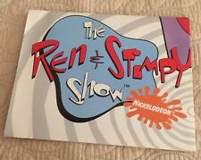 REN & STIMPY Show 1994 Rocko's Modern Life Nickelodeon Marvel PROMO Poster MINT