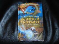 The Warlock of Firetop Mountain by Steve Jackson, Ian Livingstone (Hardback, 200