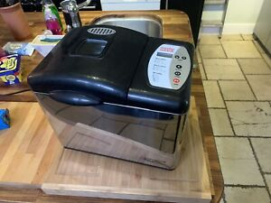 Morphy Richards Icon Bread Maker Black 48221 Tested And Working