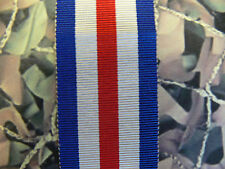 Full Size Medal Ribbon - France And Germany Star