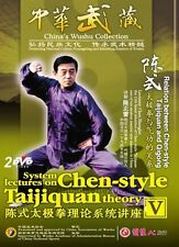 Relation between Taichi & Qigong by Chen Zhenglei 2DVDs