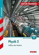 Abitur-Training - Physik Band 2 (2017, Taschenbuch)