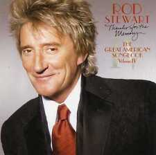 ROD STEWART - THANKS FOR THE MEMORY - THE GREAT AMERICAN SONGBOOK VOL - NEW CD!!