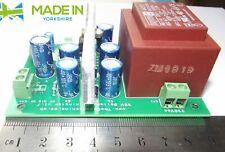 Battery Eliminator 90V/1.4V..7V HT/LT convert vintage battery Radio to 230Vac