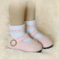 """U-CHOOSE Embroidered Heart Doll Socks for 13/"""" Little Darling Effner My Meadow"""