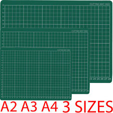 CUTTING MAT BOARD SELF HEALING DOUBLE SIDED PRINTED GRID LINES ARTIST NEW CRAFT