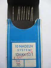 821194096 grosor 80 5er tipo Pack-nº Original Pfaff universal agujas 130//705 H
