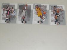 #138 Butler,139 Gooden,143Rush,145 Ginobili '02-'03 Fleer Box Score-Serial /1999