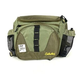 Cabelas Outdoor Sport Fanny Pack Camping Fishing Hiking Waist Bag Climbing Pouch
