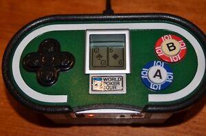 World Poker Tour 2004 Plug & Play TV Game Joystick - Tested & Working
