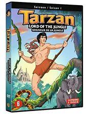 TARZAN : LORD OF THE JUNGLE - SEASON 1  - DVD - PAL  Region 2 - New