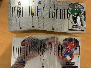2020-21 UD Allure - BASE TEAM SET - YOU CHOOSE - ROOKIES Included Cards 1-99