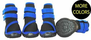 Performance-Neoprene Premium Stretch Wraped Supportive Pet Dog Shoes Boots