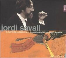 """Musica Iberica"" Jordi Savall ( 5 Disc DDD Set with Booklets, Astree Naive 2003)"