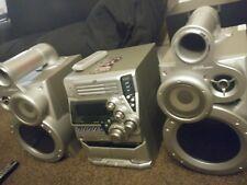 Jvc boombox MX- Gt80