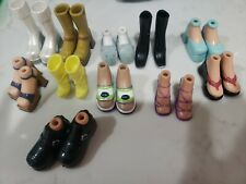 Lot Of Vintage Bratz Shoes Boys & Girls boots slippers heels