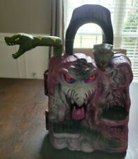 Masters of The Universe1984 Mattel Snake Mountain Skeletor/He-Man Set Piece!!!