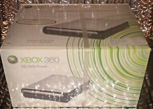 XBOX 360 HD DVD Player NIB Unopened Sealed Brand New