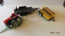 trailer lot 1:24/25 scale plastic and diecast lot # 23b