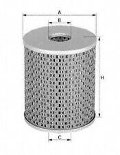 MANN-FILTER HU718/5X Oil Filter