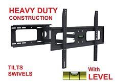 """Heavy Duty Full Motion TV Wall Mount Bracket Fits 37"""" - 70"""" LED LCD Flat Screen"""