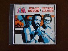 Selecciones Fania by Willie Colón, Hector Lavoe (CD, 2011 Universal Latino) LN
